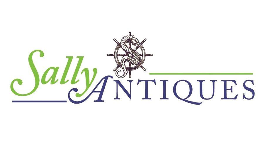 Sally Antiques logo