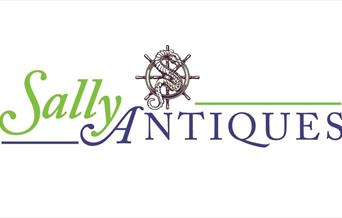 Sally Antiques logo