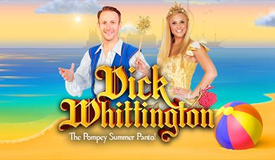 Dick Whittington press image - The Pompey Panto