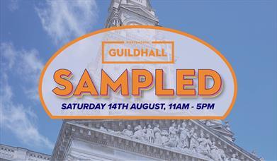 Flyer image for Sampled