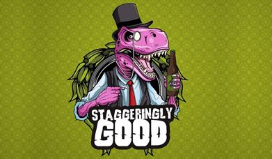 Logo for Staggeringly Good brewery
