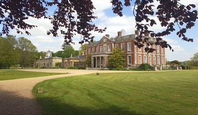 Stansted House from the outside