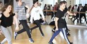 Funk Format Street Dance Classes for Adults