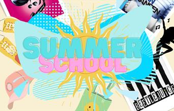 Poster image for Summer School 2021