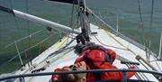Taking it Easy with Solent Yachting