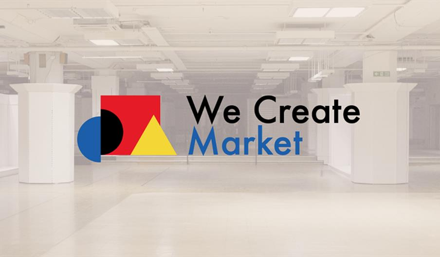We Create Market logo