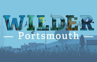 Wilder Portsmouth logo, for the Go Wild in the Park event