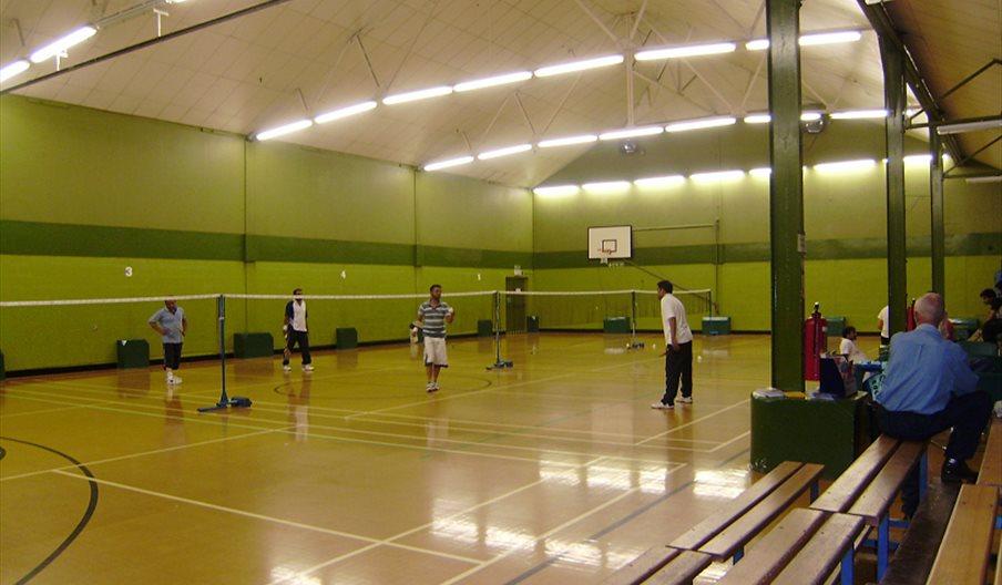 Wimbledon Park Sports Centre, Portsmouth