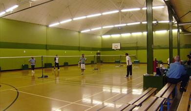 Wimbledon Park Sports Centre, Portsmouth