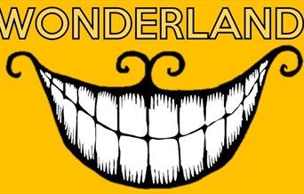 Wonderland artwork for Groundlings Theatre