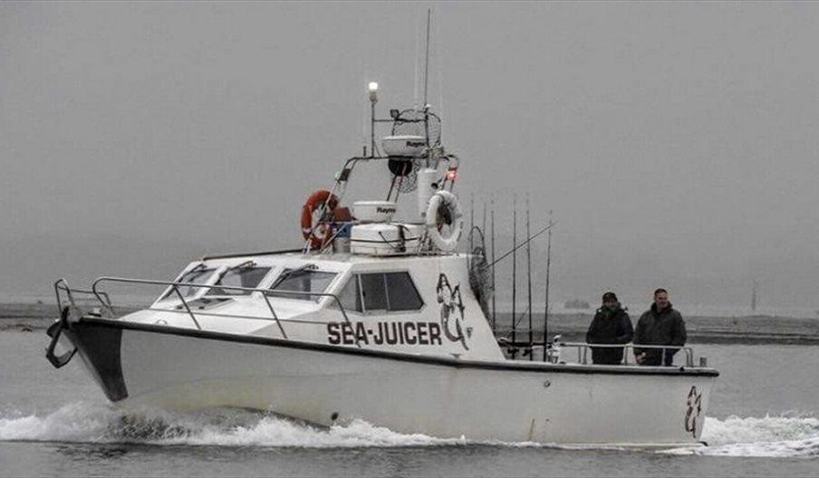 Sea Juicer boat mist