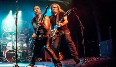 Limehouse Lizzy: Thin Lizzy Tribute