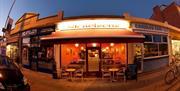 Nicholsons Restaurant Southsea, exterior