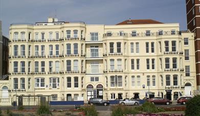 View of Ocean Hotel