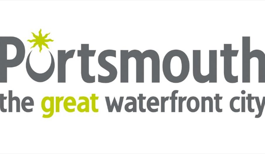 Image of Portsmouth: The great waterfront city logo