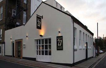 Restaurant 27 Exterior