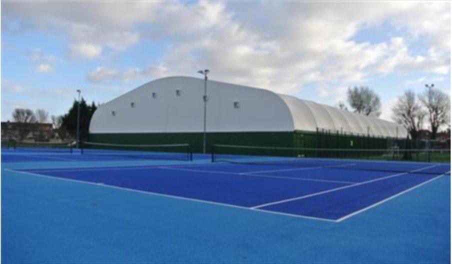 Portsmouth Tennis Centre Outdoor Court