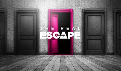Logo for The Real Escape