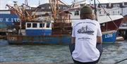 Bored of Southsea Wilhelmina t-shirt