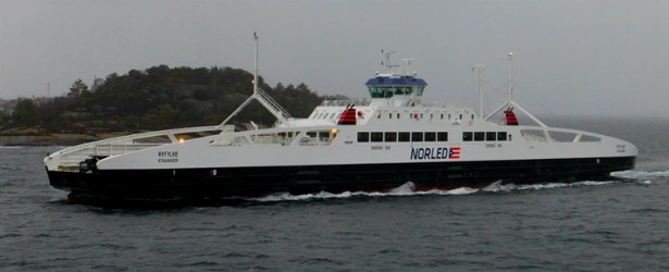 Ferry © Norled