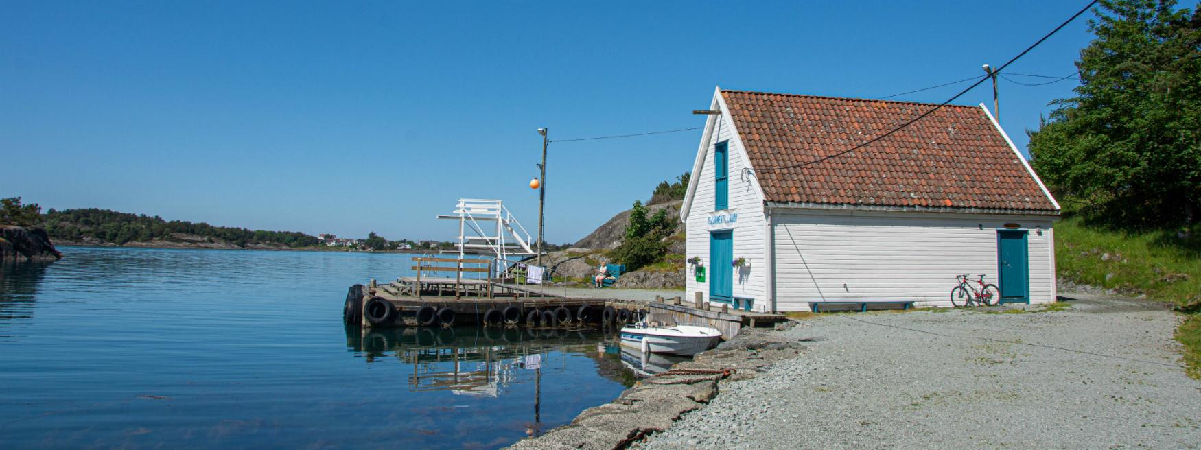Travel like the locals to hidden gems such as Lindøy