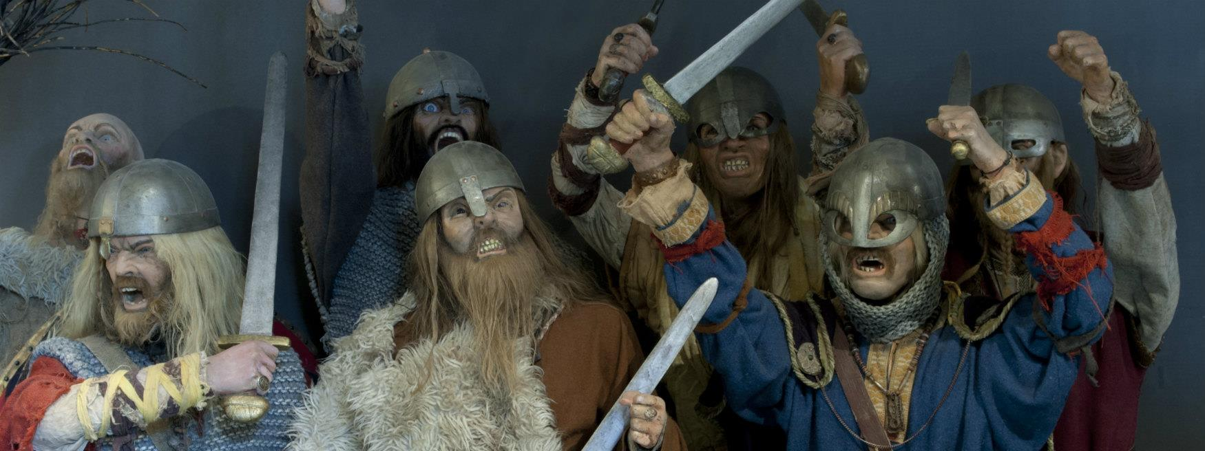 The infamous Vikings