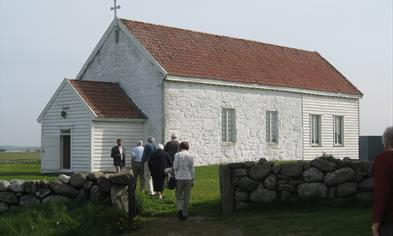 Orre old church
