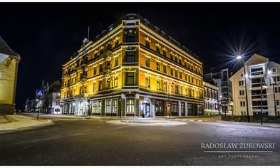 A well-known landmark in Stavanger city centre is the Hotel Victoria.