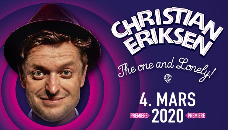 Christian Eriksen:  The one and Lonely (No)