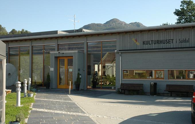 Culture centre in Suldal
