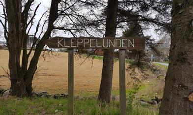 Direction to Kleppelunden
