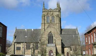 St Edmund church