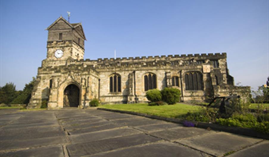 St Leonard's Parish Church, Middleton.