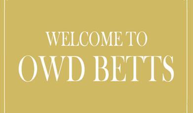 Owd Betts logo.