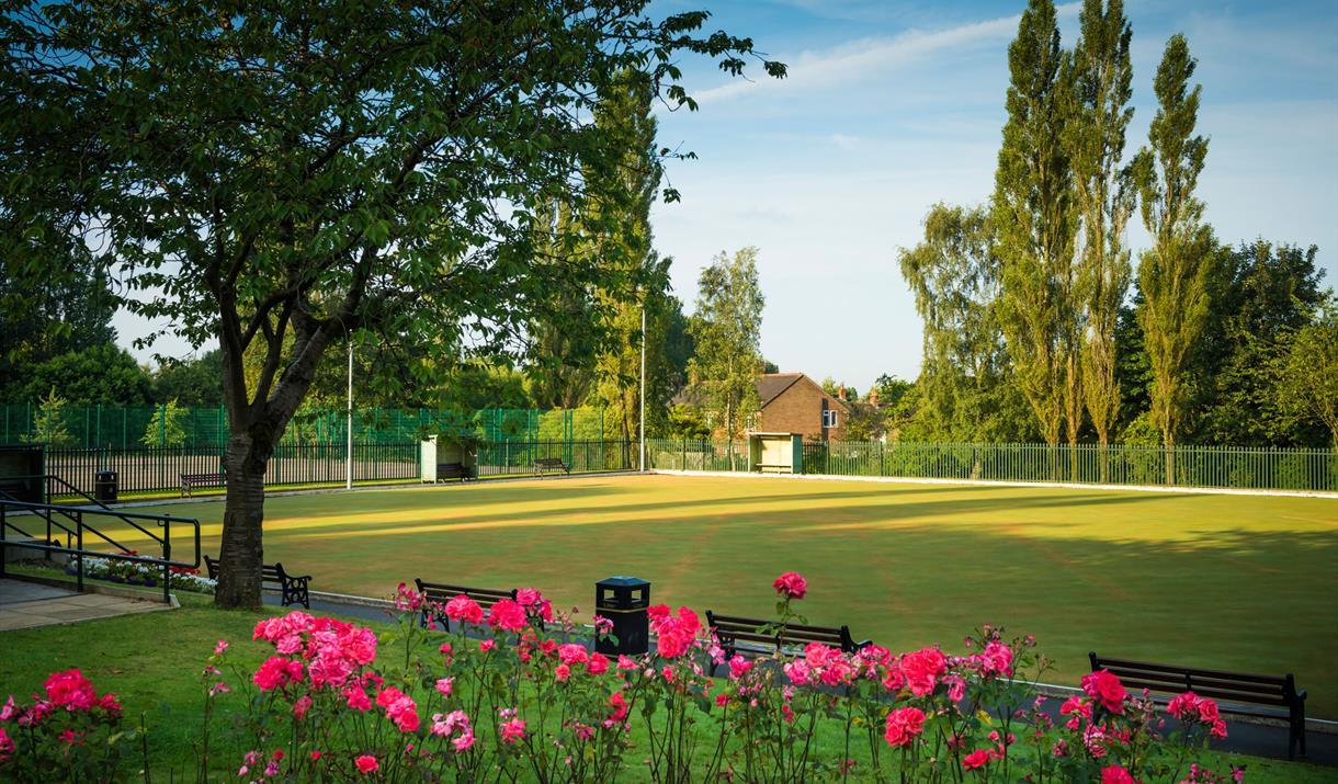 Truffet Park.