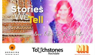 Stories We Tell, Presented by Breaking Barriers
