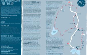 The Littleborough Lake to Lake Cycle Route