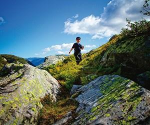 Bergefjellet, Høyanger © Lars Jonas Pedersen