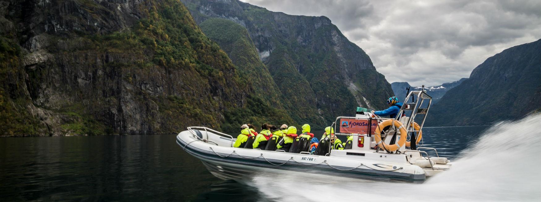 RIB Nærøyfjorden