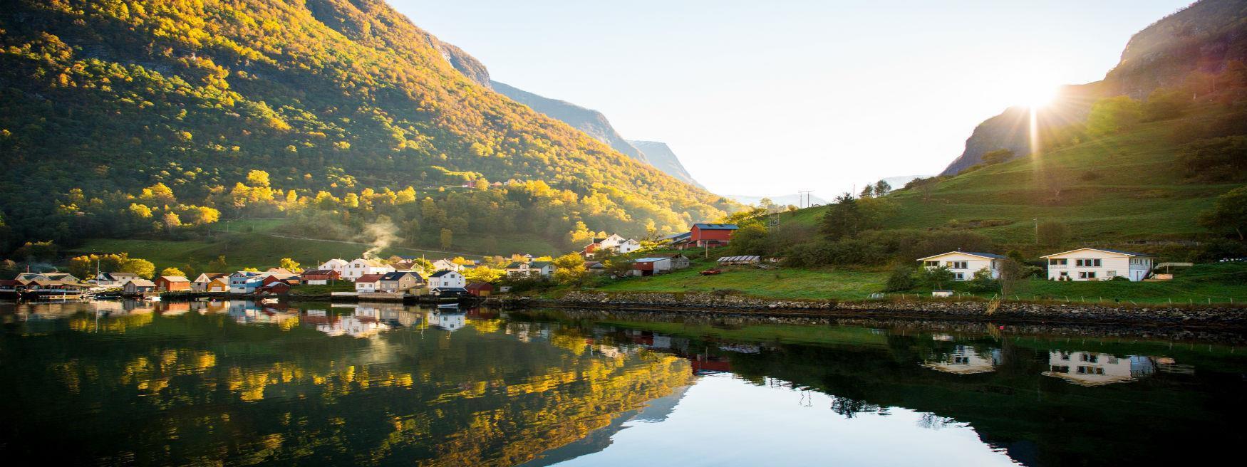 Fjordcruise © SverreHjornevik Flam AS