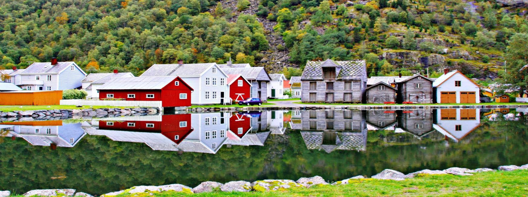 Lærdal © Magnhild Aspevik