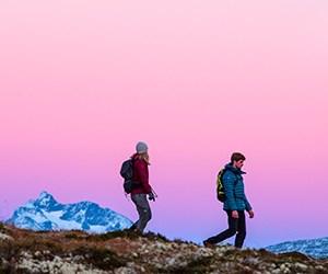 Thumbnail for Hiking in Skjolden