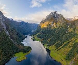 |Nærøyfjorden © Veri Media