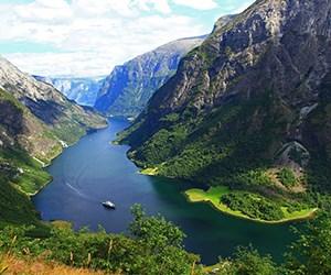 Nærøyfjorden © Katrin Moe