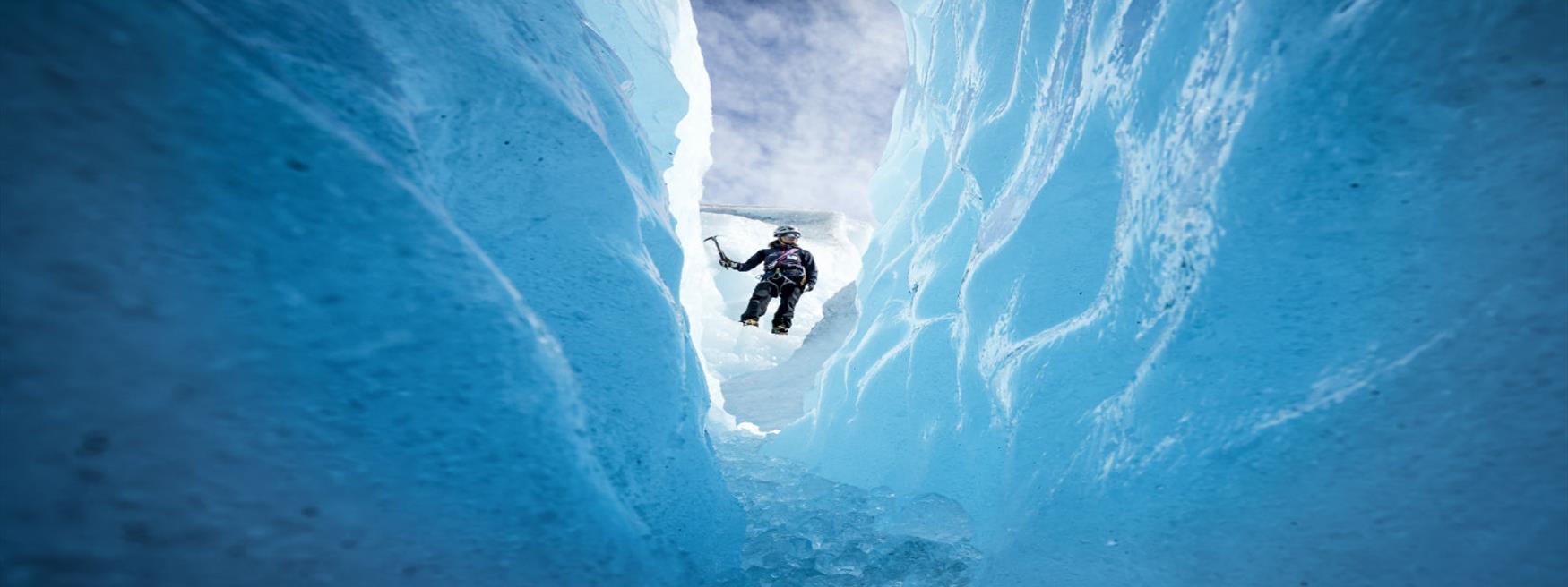 Nigardsbreen Glacier © Vegard Aasen VERI Media