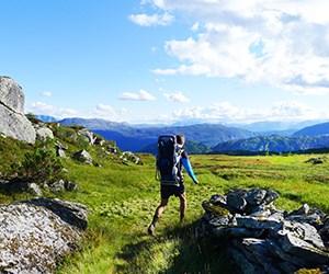 Thumbnail for Vandring i Sogndal