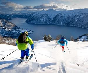 Sogndal © Sverre Hjørnevik