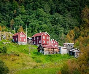 Durchblättern nach Unterkunft in Årdal