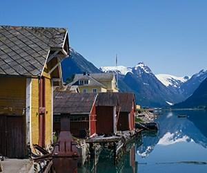 Fjærland| © Frithjof Fure - Innovation Norway