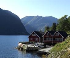 Otterskred Fjordhytter